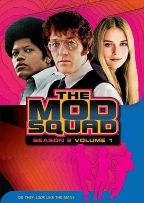 """""""The Mod Squad"""" - DVD movie cover (thumbnail)"""