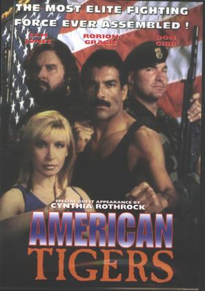 American Tigers - poster (thumbnail)