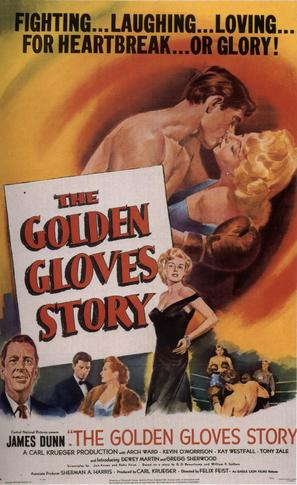 The Golden Gloves Story - Movie Poster (thumbnail)