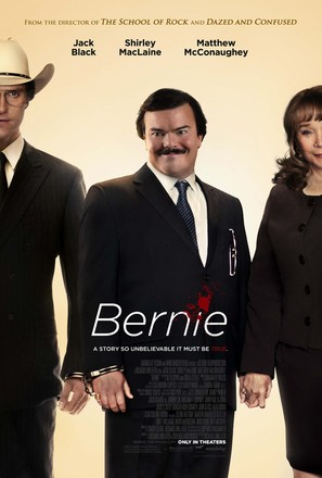 Bernie - Movie Poster (thumbnail)