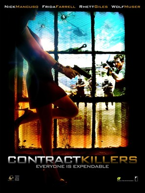 Contract Killers - Movie Poster (thumbnail)
