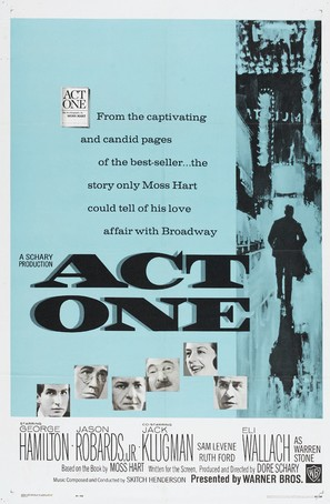 Act One - Movie Poster (thumbnail)