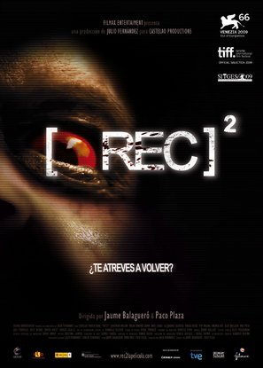 [Rec] 2 - Spanish Movie Poster (thumbnail)
