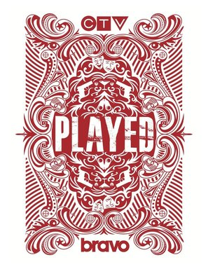 """""""Played"""" - Canadian Movie Poster (thumbnail)"""