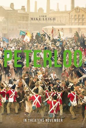 Peterloo - Movie Poster (thumbnail)