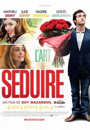 L'art de séduire - French Movie Poster (thumbnail)