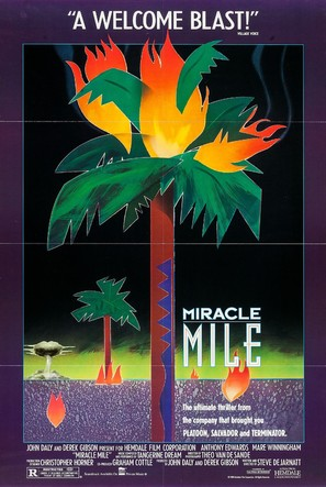 Miracle Mile - Movie Poster (thumbnail)