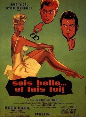 Sois belle et tais-toi - French Movie Poster (thumbnail)