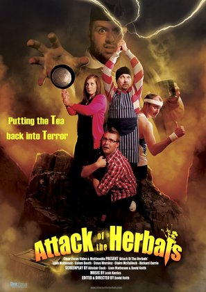 Attack of the Herbals - British Movie Poster (thumbnail)
