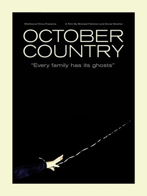 October Country - Movie Poster (thumbnail)