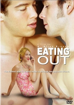 Eating Out - DVD cover (thumbnail)
