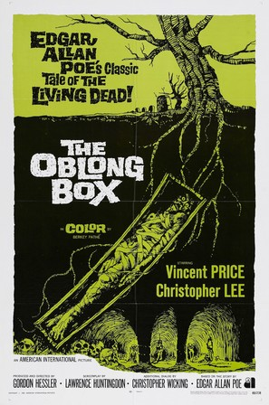 The Oblong Box - Movie Poster (thumbnail)