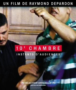 10e chambre - Instants d'audience - French poster (thumbnail)
