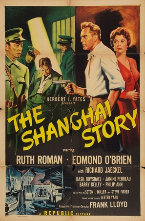 The Shanghai Story - Movie Poster (thumbnail)