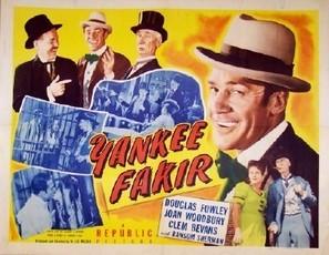 Yankee Fakir - Movie Poster (thumbnail)