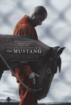 The Mustang - Movie Poster (thumbnail)