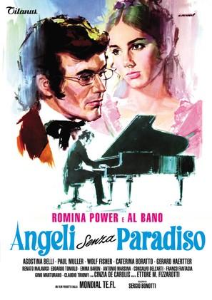Angeli senza paradiso - Italian Movie Poster (thumbnail)