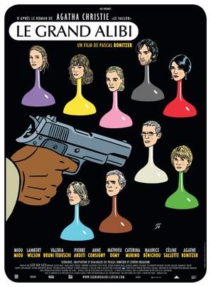 Grand alibi, Le - French Movie Poster (thumbnail)