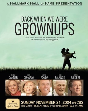 Back When We Were Grownups - Movie Poster (thumbnail)