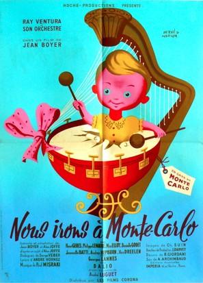 Nous irons à Monte Carlo