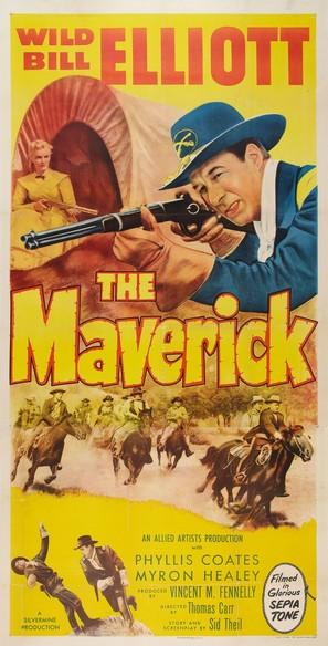 The Maverick - Movie Poster (thumbnail)