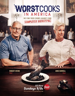 """Worst Cooks in America"""