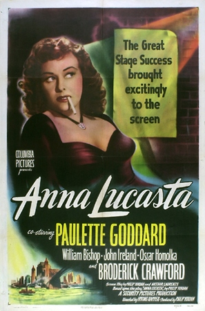 Anna Lucasta - Movie Poster (thumbnail)