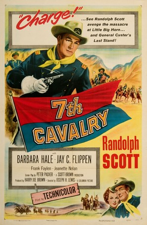 7th Cavalry - Movie Poster (thumbnail)