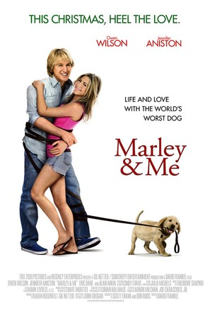 Marley & Me - Theatrical poster (thumbnail)