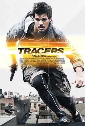 Tracers - Movie Poster (thumbnail)