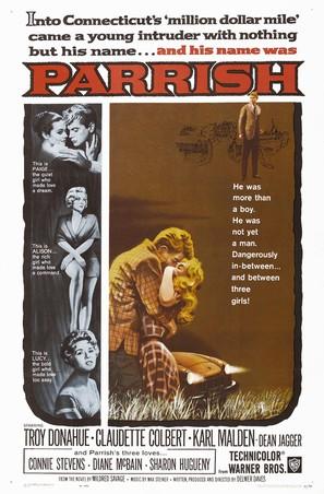 Parrish - Movie Poster (thumbnail)