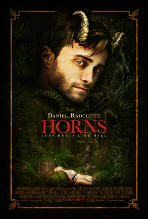 Horns - Movie Poster (thumbnail)