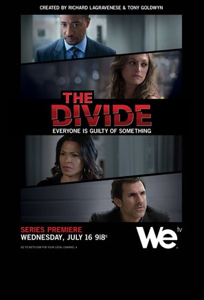 """""""The Divide"""" - Movie Poster (thumbnail)"""