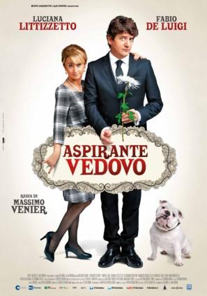 Aspirante vedovo - Italian Movie Poster (thumbnail)