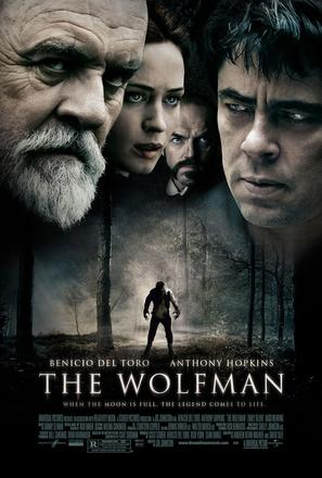 The Wolfman - Movie Poster (thumbnail)