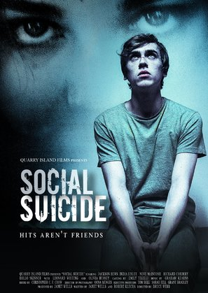Social Suicide - British Movie Poster (thumbnail)