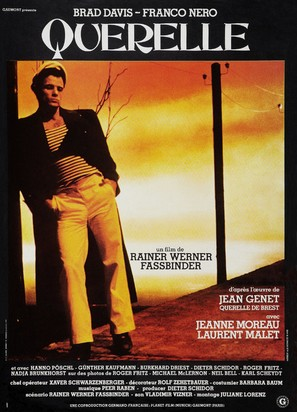 Querelle - French Movie Poster (thumbnail)