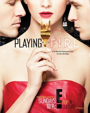 """""""Playing with Fire"""" - Movie Poster (thumbnail)"""