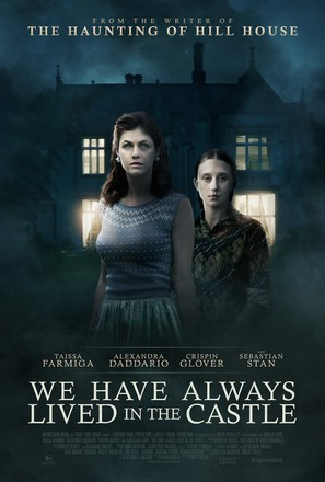 We Have Always Lived in the Castle - Movie Poster (thumbnail)
