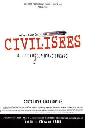 Civilisées - French poster (thumbnail)