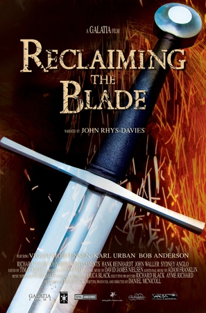Reclaiming the Blade - Movie Poster (thumbnail)