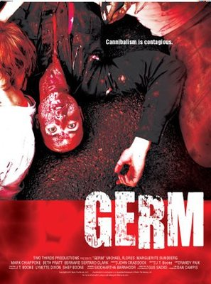 Germ - Movie Poster (thumbnail)
