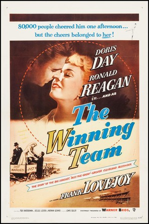 The Winning Team - Movie Poster (thumbnail)