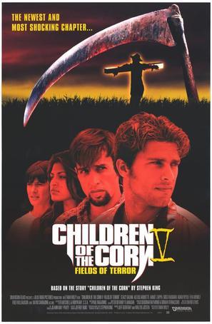 Children of the Corn V: Fields of Terror - Movie Poster (thumbnail)