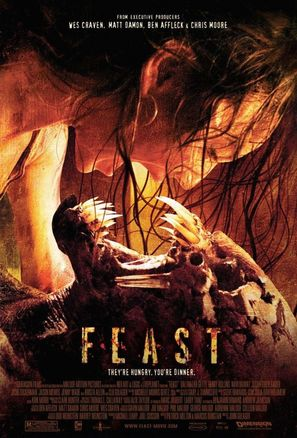 Feast - Movie Poster (thumbnail)