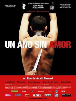 Un año sin amor - French poster (thumbnail)