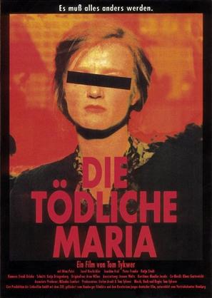 Tödliche Maria, Die