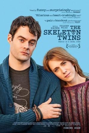 The Skeleton Twins - Movie Poster (thumbnail)