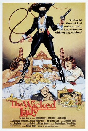 The Wicked Lady - Movie Poster (thumbnail)