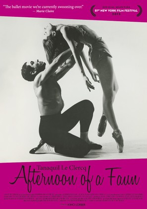 Afternoon of a Faun: Tanaquil Le Clercq - Movie Poster (thumbnail)